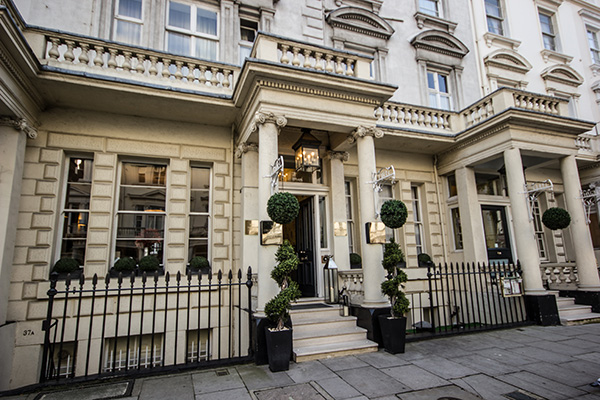 Georgian House Hotel London Visual 360 Media